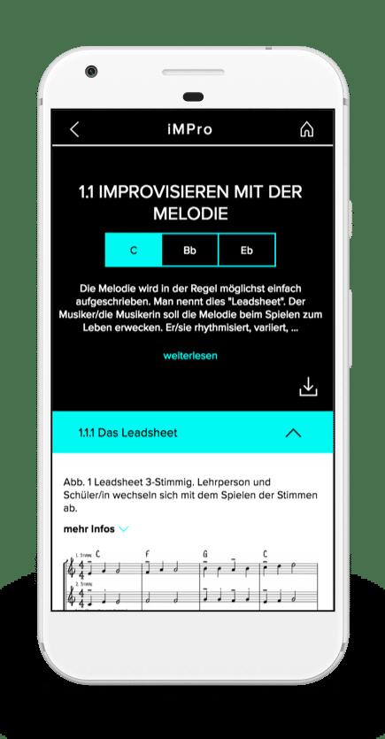 iMPro: Die SJS-Methode - Swiss Jazz School